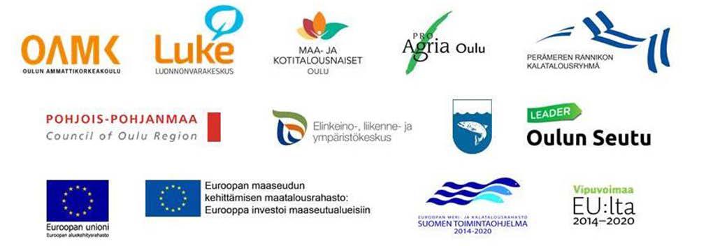 Kalariihi & Lähiruoka- ja hankintratreffit: logot